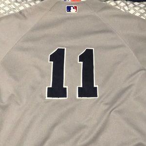 finest selection 79423 919c0 New York Yankees Away Jersey (Brett Gardner)